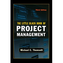 The Little Black Book of Project Management by Thomsett, Michael C., 9780814415290