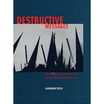 Destructive Messages: How Hate Speech Paves the Way For Harmful Social Movements by Alexander Tsesis, 9780814782729