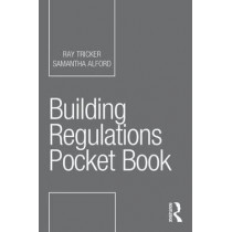 Building Regulations Pocket Book by Ray Tricker, 9780815368380