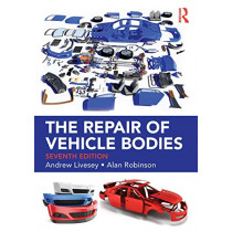 The Repair of Vehicle Bodies by Andrew Livesey, 9780815378693
