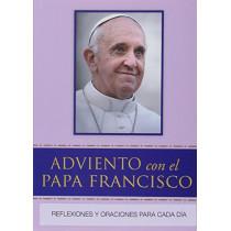 Adviento Con El Papa Francisco: Reflexiones Y Oraciones Para Cada Dia by Francis, 9780819808523
