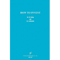 How to Invent by M.W. Thring, 9780820603827
