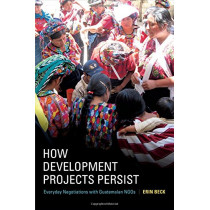 How Development Projects Persist: Everyday Negotiations with Guatemalan NGOs by Erin Beck, 9780822363781