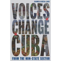 Voices of Change in Cuba from the Non-state Sector by Carmelo Mesa-Lago, 9780822965091