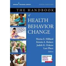 The Handbook of Health Behavior Change by Marisa E. Hilliard, 9780826180131