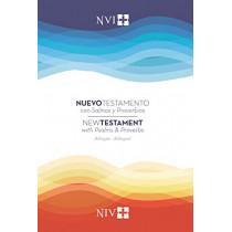 Nuevo Testamento Con Salmos Y Proverbios Nvi/NIV Bilingue, Rustica by Nueva Version Internacional, 9780829768763