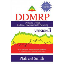 Demand Driven Material Requirements Planning (DDMRP), Version 3 by Carol Ptak, 9780831136512
