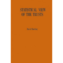 Statistical View of the Trusts: A Manual of Large American Industrial and Mining Corporations Active Around 1900 by David Bunting, 9780837166247