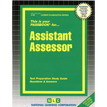 Assistant Assessor: Passbooks Study Guide by National Learning Corporation, 9780837300238