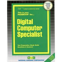 Digital Computer Specialist: Passbooks Study Guide by Jack Rudman, 9780837301990