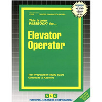 Elevator Operator: Passbooks Study Guide by National Learning Corporation, 9780837302300