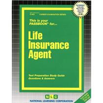 Life Insurance Agent: Passbooks Study Guide by Jack Rudman, 9780837304434