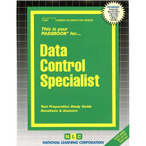 Data Control Specialist: Passbooks Study Guide by National Learning Corporation, 9780837309019