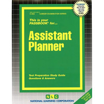 Assistant Planner: Passbooks Study Guide by National Learning Corporation, 9780837309330
