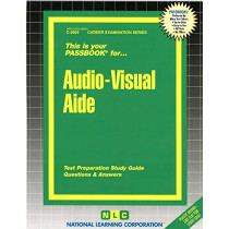 Audio-Visual Aide: Passbooks Study Guide by National Learning Corporation, 9780837329031