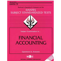 Financial Accounting: Passbooks Study Guide by Jack Rudman, 9780837366159