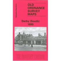 Derby (South) 1899: Derbyshire Sheet 50.13 by John Gough, 9780850549287