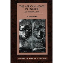 African Novel in English by M. Keith Booker, 9780852555521