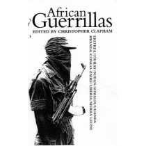 African Guerrillas by Christopher Clapham, 9780852558157