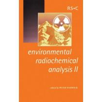 Environmental Radiochemical Analysis II by Peter Warwick, 9780854046188