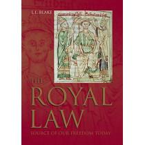 The Royal Law by L.L. Blake, 9780856835278