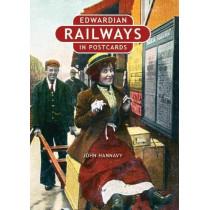 Edwardian Railways in Postcards by John Hannavy, 9780857101150
