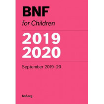 BNF for Children (BNFC) 2019-2020 by Paediatric Formulary Committee, 9780857113542