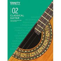 Trinity College London Classical Guitar Exam Pieces 2020-2023: Grade 2 by Trinity College London, 9780857368324
