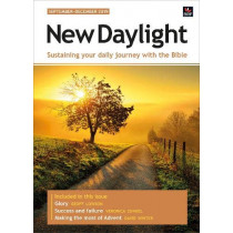 New Daylight September-December 2019: Sustaining your daily journey with the Bible by Sally Welch, 9780857467775