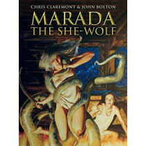 Marada The She-Wolf by Chris Claremont, 9780857686329