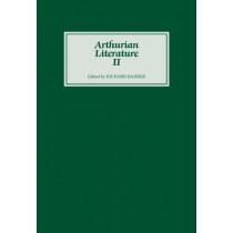 Arthurian Literature II by Richard Barber, 9780859910958