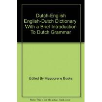 Dutch-English / English-Dutch Concise Dictionary by Davidovic Mladen, 9780870529108