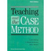 Teaching and the Case Method: Text, Cases, and Readings by Louis B. Barnes, 9780875844039