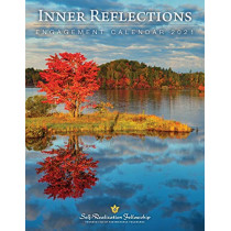 Inner Reflections Engagement Calendar 2021 by Paramahansa Yogananda, 9780876128657