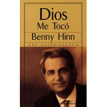 Dios Me Toco by Benny Hinn, 9780881135671