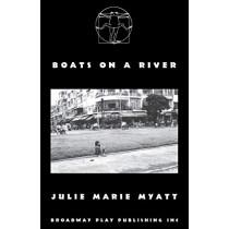 Boats On A River by Julie Marie Myatt, 9780881458138