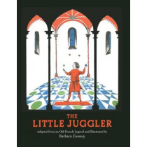 The Little Juggler by Barbara Cooney, 9780884024361