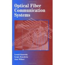 Optical Fiber Communication Systems by L. G. Kazovsky, 9780890067567