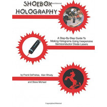 Shoebox Holography by Frank DeFreitas, 9780894960604