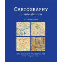 Cartography: an introduction by Giles Darkes Mary Spence, 9780904482256