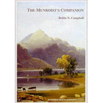 The Munroist's Companion by Robin Campbell, 9780907521501