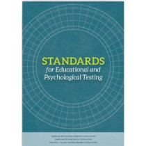 Standards for Educational and Psychological Testing by American Educational Research Association, 9780935302356