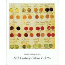 17th Century Colour Palettes by Patricia Railing, 9780946311101