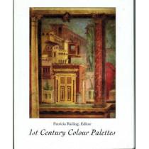 1st Century Colour Palettes by Patricia Railing, 9780946311149