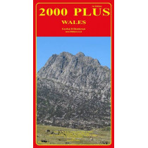 2000 Plus Wales Map by Gordon D. Henderson, 9780952738138