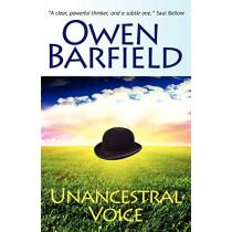 Unancestral Voice by Owen Barfield, 9780955958274