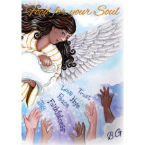Food for Your Soul by Beverley Griffiths, 9780957055025