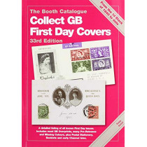 Collect GB First Day Covers: the Booth catalogue, 9780957508231