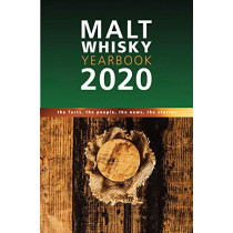 Malt Whisky Yearbook: 2020 by Ingvar Ronde, 9780957655362