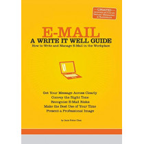 E-Mail: A Write it Well Guide by Janis Fisher Chan, 9780963745590